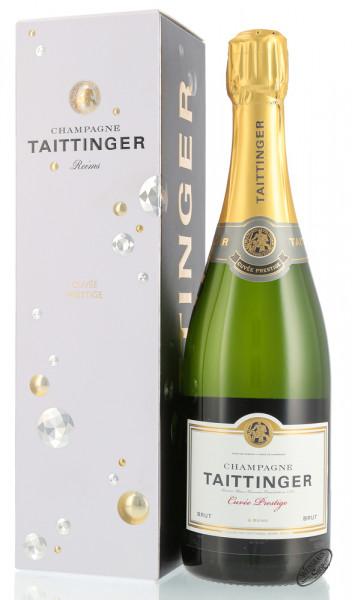 Taittinger Cuvee Prestige Champagner 12,5% vol. 0,75l
