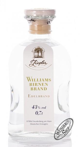 Ziegler Williamsbirnenbrand 43% vol. 0,70l