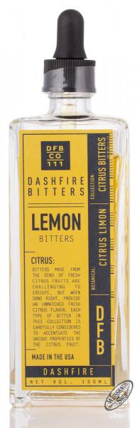 Dashfire Lemon Bitters 35% vol. 0,10l