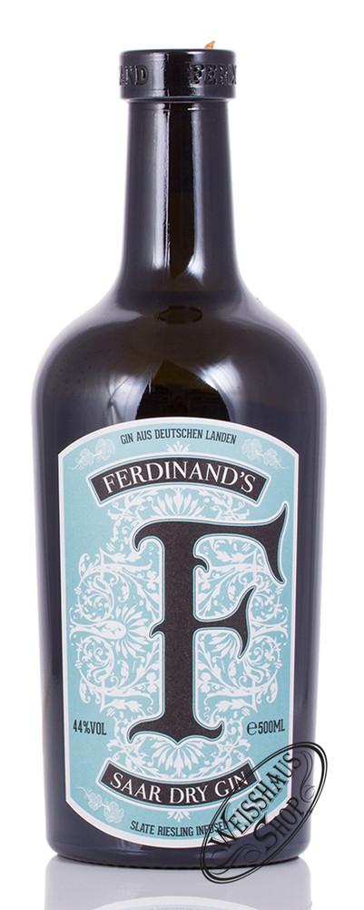 Ferdinands Saar Dry Gin 44% vol. 0,50l