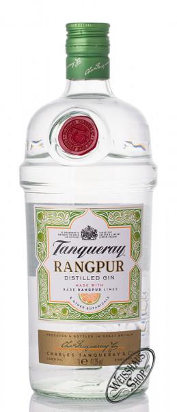 Tanqueray Rangpur Lime Gin 41,3% vol. 1,0l