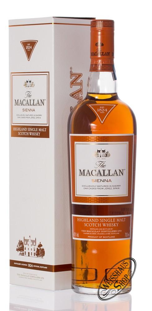 Macallan Sienna 43% vol. 0,70l