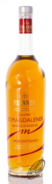 Psenner Grappa St. Magdalener Barrique 41% vol. 0,70l