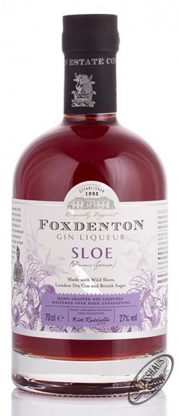 Foxdenton Sloe Gin 27% vol. 0,70l