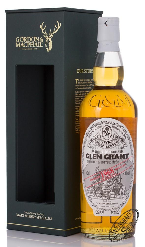 Glen Grant Vintage 1968/2015 Gordon & MacPhail Whisky 43% vol. 0,70l