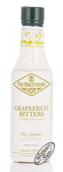 Fee Brothers Grapefruit Bitters 17% vol. 0,15l