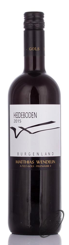Matthias Wendelin Wendelin Cuv�e Heideboden 2015 14% vol. 0,75l