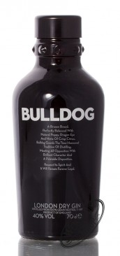 Bulldog London Dry Gin 40% vol. 0,70l