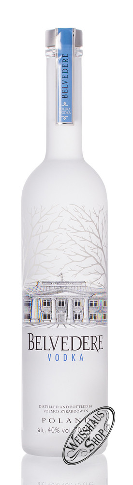 Belvedere Vodka 40% vol. 0,70l