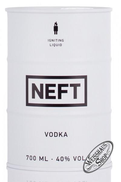 Neft White Barrel Vodka 40% vol. 0,70l