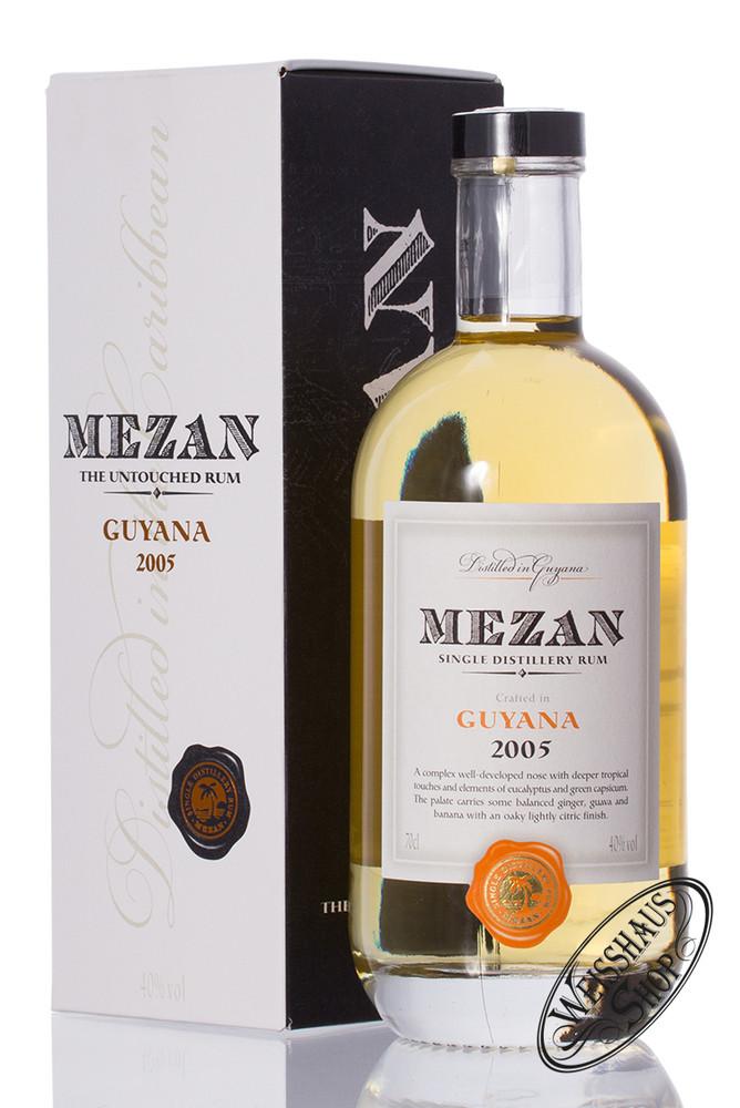 Mezan Rum Guyana Diamond 40% vol. 0,70l