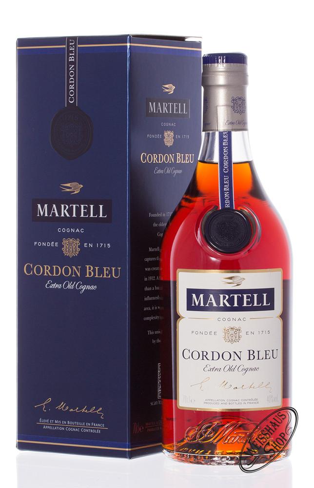 Martell Cordon Bleu Cognac 40% vol. 0,70l