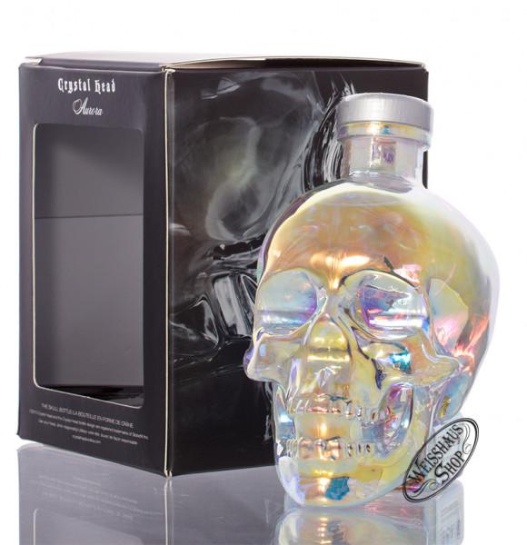 Crystal Head Vodka Aurora 40% vol. 0,70l