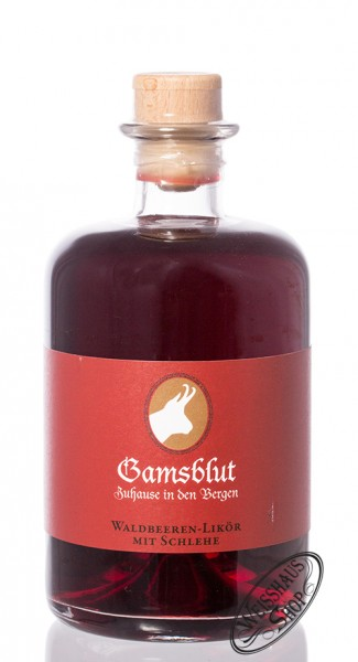Prinz Gamsblut 23% vol. 0,50l