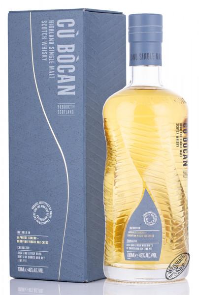 Tomatin Cú Bócan Creation #2 Highland Whisky 46% vol. 0,70l