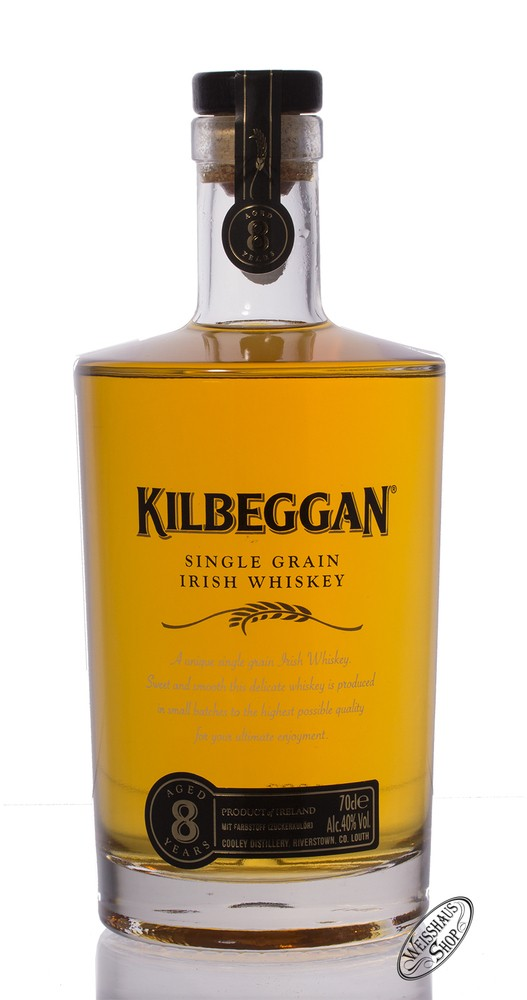 Kilbeggan 8 YO Irish Whiskey 40% vol. 0,70l
