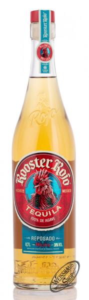 Rooster Rojo Tequila Reposado 38% vol. 0,70l