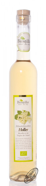 Walcher Biostilla BIO Holunderblütenlikör 17% vol. 0,50l