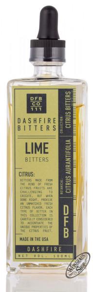 Dashfire Lime Bitters 34% vol. 0,10l