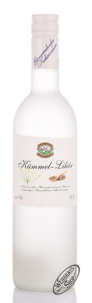 G�nserndorfer Kulinarium Auersthaler K�mmel Lik�r 25% vol. 0,70l