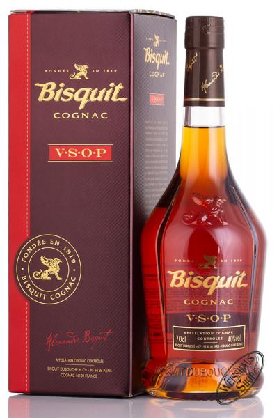 Bisquit VSOP Cognac 40% vol. 0,70l
