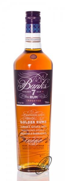 Banks 7 Golden Age Rum 43% vol. 0,70l
