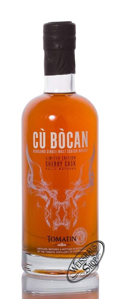 Tomatin C� B�can Sherry Cask Limited Edition Whisky 46% vol. 0,70l