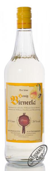 Prinz Honig Birnerla 34% vol. 1,0l