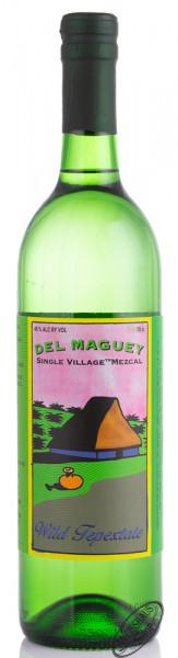Del Maguey Wild Tepeztate Mezcal 45% vol. 0,70l