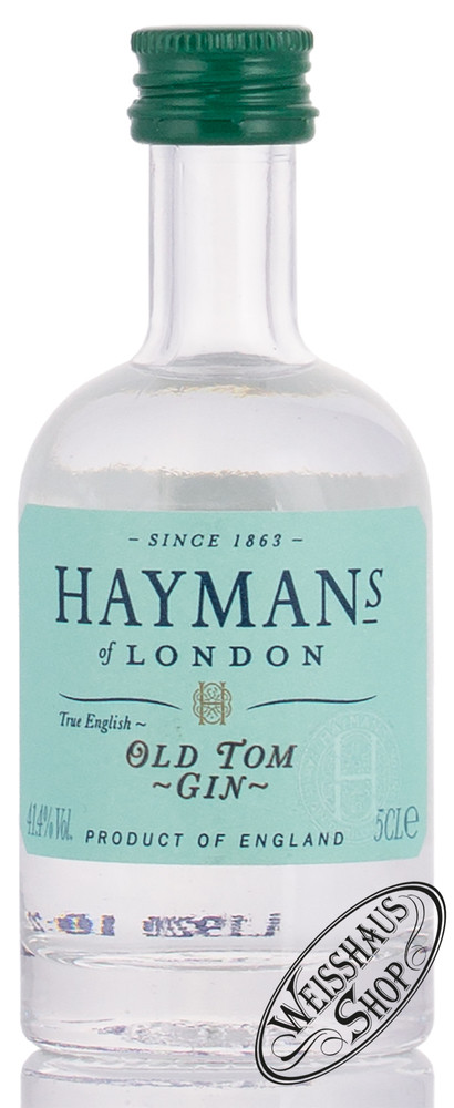 Hayman's Old Tom Gin Miniatur 41,4% vol. 0,05l