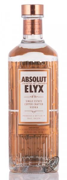 Absolut Elyx Vodka 42,3% vol. 0,70l