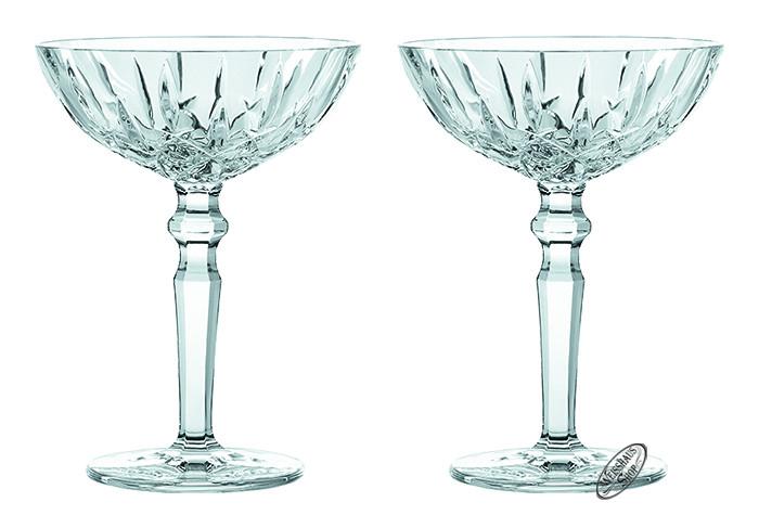 Nachtmann Noblesse Cocktailschale Set 2 Gl�ser