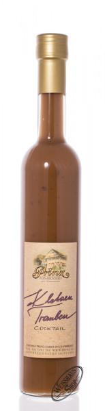 Prinz Kletzen Trauben Cocktail 15% vol. 0,50l