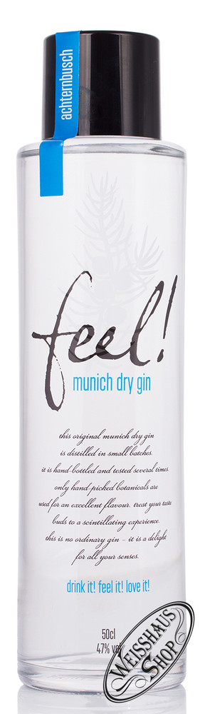 Feel! Munich Dry Gin 47% vol. 0,50l