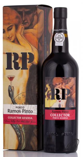 Ramos Pinto Collector Reserva Ruby Port 19,5% vol. 0,75l
