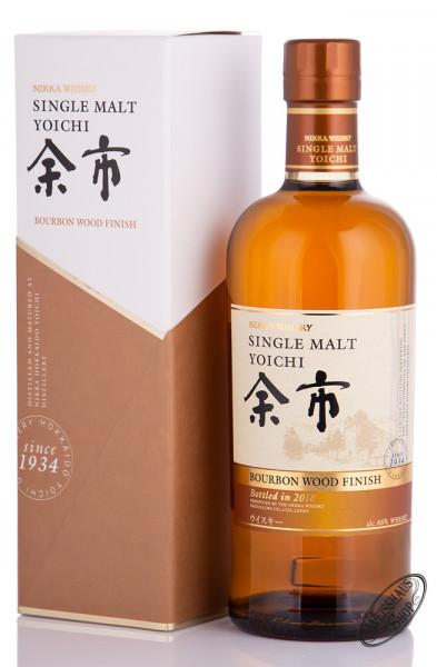Nikka Yoichi Bourbon Wood Finish Whisky 46% vol. 0,70l