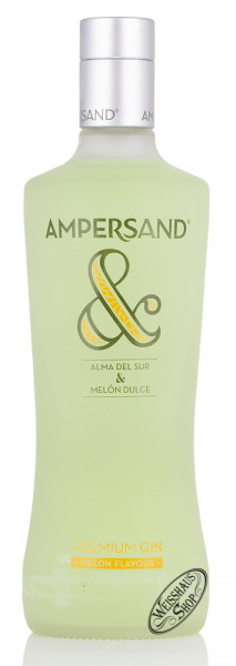 Ampersand Melon Gin 37,5% vol. 0,70l