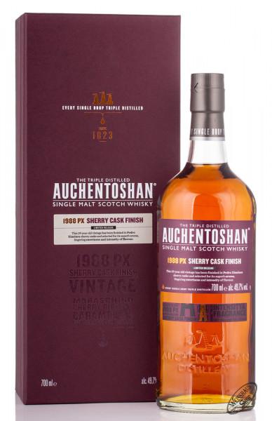 Auchentoshan Vintage 1988 PX Cask Whisky 49,7% vol. 0,70l