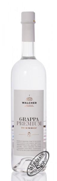 Walcher Grappa Premium Turmhof 40% vol. 0,70l