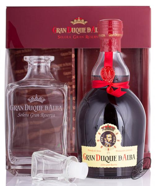 Gran Duque d'Alba Gran Reserva Brandy GEPA 40% vol. 0,70l