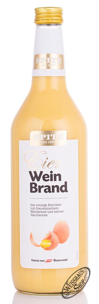Spitz Eier Weinbrand (Eierlik�r) 16% vol. 1,0l