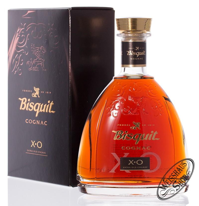 Bisquit XO Cognac 40% vol. 0,70l