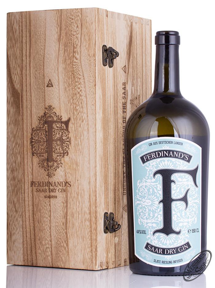 Ferdinands Saar Dry Gin 44% vol. 1,50l Magnum