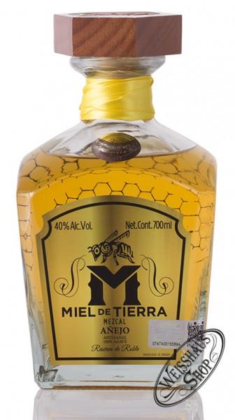 Miel de Tierra Mezcal Anejo 40% vol. 0,70l