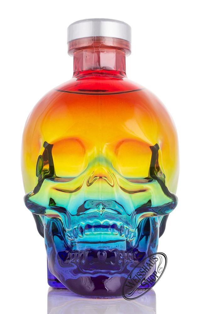 Crystal Head Pride Vodka 40% vol. 0,70l