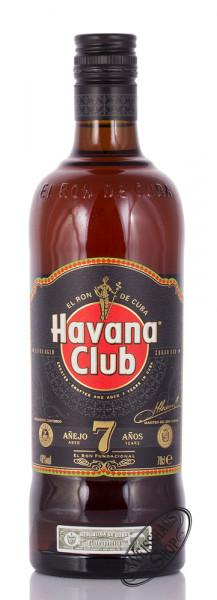 Havana Club Anejo 7 Anos Rum 40% vol. 0,70l
