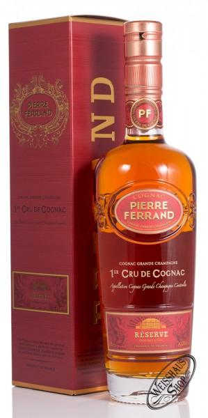 Pierre Ferrand Reserve Double Cask Cognac 42,3% vol. 0,70l