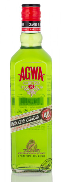 Agwa De Bolivia Likör 30% vol. 0,70l