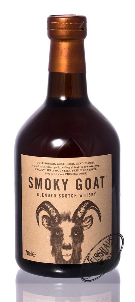Whiskey Union Smoky Goat Blended Scotch Whisky 40% vol. 0,70l