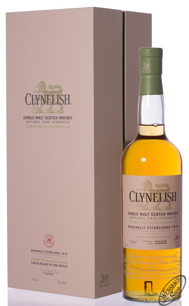Clynelish Select Reserve SR 2015 Whisky 56,10% vol. 0,70l